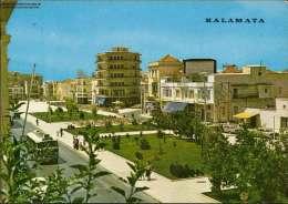 Kalamata- King Georg Platz - Greece