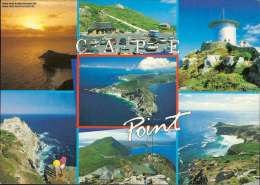 Cape Point Mehrbildkarte - Südafrika