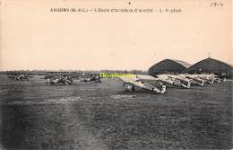 CPA AVIATION ANGERS L'ECOLE D'AVIATION D'AVRILLE - ....-1914: Precursors