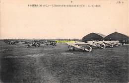 CPA AVIATION ANGERS L'ECOLE D'AVIATION D'AVRILLE - ....-1914: Précurseurs