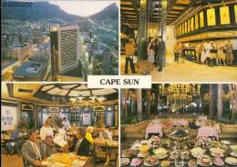 Cape Sun Mehrbildkarte - Südafrika