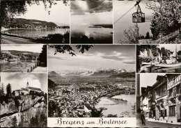Bregenz Am Bodensee Mehrbildkarte - Unclassified