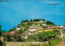 Kalamata - Ansicht Zu Dem Kastro - Greece