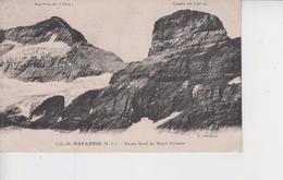 65 GAVARNIE  -  Revers Nord Du Massif Calcaire  - - Gavarnie