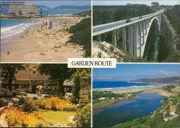Garden Route - Plettenberg Mehrbildkarte - Südafrika