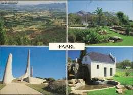 Paarl Mehrbildkarte - Südafrika