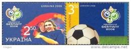 Uk Ukraine 2006 Mi. Nr. 789-790 - Ucrania