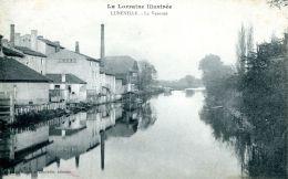 N°33220 -cpa Luneville  -la Vezouze- - Luneville