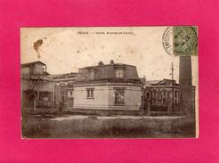 94 VAL DE MARNE, TRIAGE, L'Usine, Avenue De Choisy, Animée, (A. Breger) - France