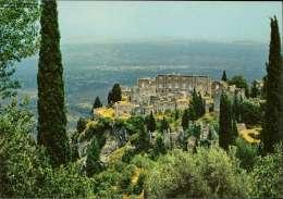 Mystra - Die Paläste - Greece