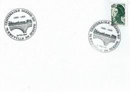 Frankreich / France  -  Sonderstempel / Special Cancellation (d580) - Treinen