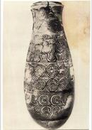 Painted Jar, Mohenjodaro , Department Of Archaeology, Pakistan Unused Postcard
