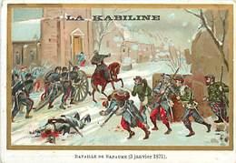 PIE-16-P - 3241 :  TEINTURE LA KABILINE.  GUERRE 1870 1871. BATAILLE DE BAPAUME - Other