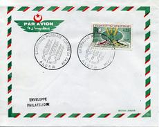 ALGERIE 1963 FDC Campagne Contre La Faim 0.25 - Tegen De Honger