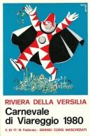 Carnevale Di Viareggio(Lucca)-Carnevale 1980 - Viareggio