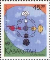 Kz 344 Kazakhstan Kasachstan 2001 - Kasachstan