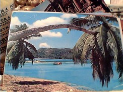 ILE SEYCHELLES - MAHE - PORT GLAUD FROM MAHE BEACH V1978 FV8946 - Cartoline