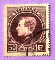 Belgique Y&T 291 - 1929-1941 Gran Montenez