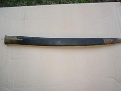 Foureau De Baionnette Allemande  Modele 1871 - Armes Blanches