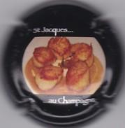CAPSULE RECETTE AU CHAMPAGNE COMPAS - Champagne