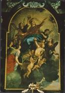Grote Kaart Sint Laureins Watervliet OLV OL Vrouwkerk Gaspar De Crayer Tenhemelopneming Van Maria - Sint-Laureins