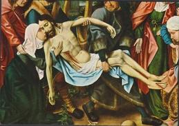 Grote Kaart Sint Laureins Watervliet OLV OL Vrouwkerk Meester Van Frankfort Frankfurt De Nood Gods - Sint-Laureins