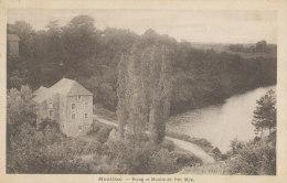 MUZILLAC - Etang Et Moulin De Pen Mur - 1933 - Muzillac