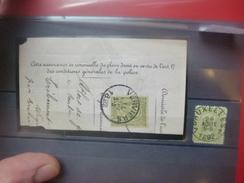 """BELGIQUE OBLITERATIONS DE """"CONCOURS"""" A SAISIR ! (LOT N°17) - Belgique"""