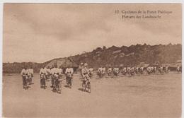 CPA - CONGO - 1923 - Cyclistes De La Force Publique - Préo. - Belgian Congo - Other