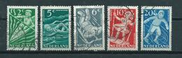 1948 Netherlands Complete Set Child Welfare Used/gebruikt/oblitere - Periode 1891-1948 (Wilhelmina)