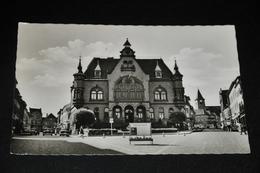 352- Hünfeld, Das Tor Der Rhön, Rathaus / Autos / Cars / Coches - Huenfeld