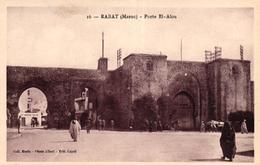 MAROC - RABAT - LA PORTE EL ALOU - Rabat