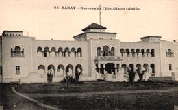 MAROC - RABAT - BUREAUX DE L'ETAT MAJOR GENERAL - Rabat