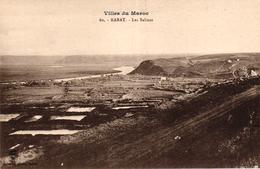 VILLES DU MAROC - RABAT - LES SALINES - Rabat