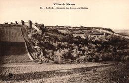 VILLES DU MAROC - RABAT - ENSEMBLE DES RUINES DU CHELLAH - Rabat
