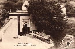 VILLES DU MAROC - RABAT - CHELLAH LE MARABOUT - Rabat