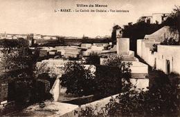 VILLES DU MAROC - RABAT - LA CASBAH DES OUDAIAS VUE INTERIEURE - Rabat