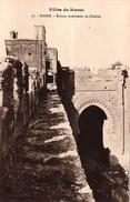 VILLES DU MAROC - RABAT - RUINES INTERIEURES DE CHELLAH - Rabat