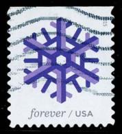 Etats-Unis / United States (Scott No.5031 - Flocon De Neige / Snow Flake) (o) P3 - Gebruikt