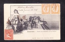 U-47 MONTEVIDEO - Uruguay