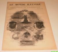 Le Monde Illustré (numéro Spécial) L'exposition De L'électricité. - Journaux - Quotidiens