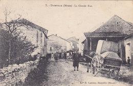 DAINVILLE   La Grande Rue   ( Plan Animé ) - Other Municipalities