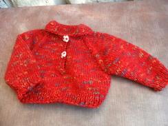 VP42H34) Vêtement Pour Poupée 42cm - Autres