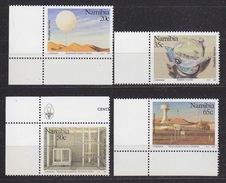 Namibia 1991 Meteorology 4v ** Mnh (34030A) - Namibië (1990- ...)