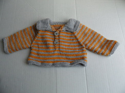 VP48H6) Vêtement Pour Poupée 48cm - Autres Collections