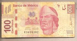 Messico - Banconota Circolata Da 100 Pesos - 2010 - Messico