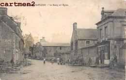 FRESNEY-LE-PUCEUX LE BOURG ET L'EGLISE 14 - Francia