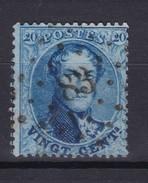 N° 15 B LP 83 CINEY Coba + 6.00 - 1863-1864 Medallones (13/16)