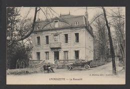 DF / 81 TARN / LACROUZETTE / LA RAMADIÉ / ANIMÉE / CIRCULÉE EN 1924 - Other Municipalities