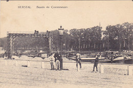 Herstal - Bassin De Coronmeuse (animée, Edit. Vandeven) - Herstal